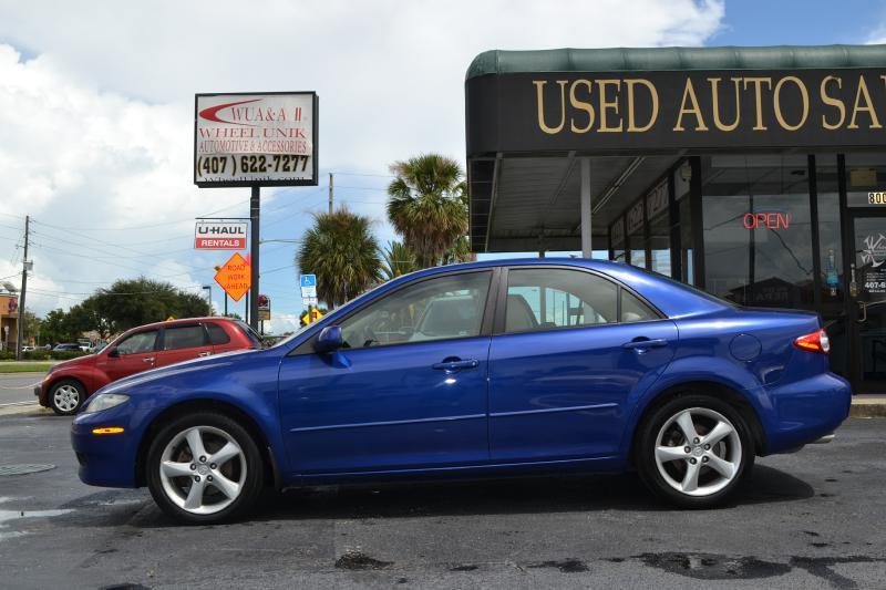 2005 Mazda MAZDA6 i 4dr Sports Sedan - Orlando FL