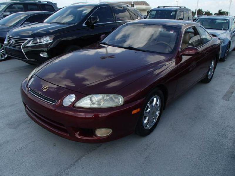 1997 Lexus SC 400 2dr Coupe - Orlando FL