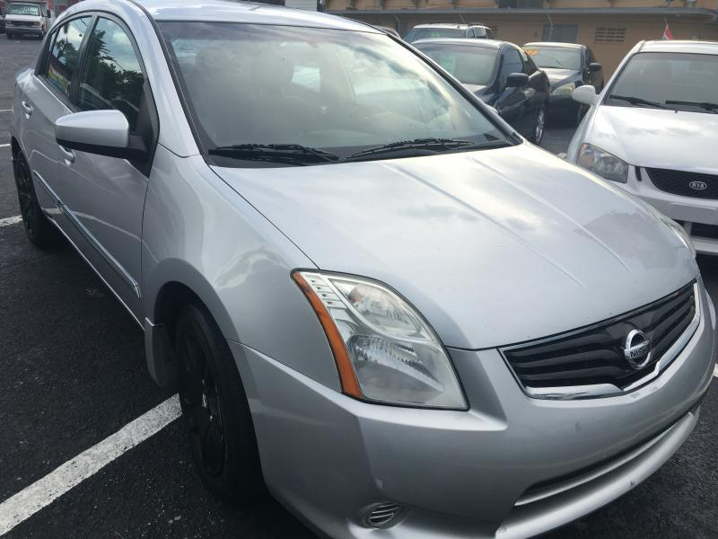 2010 Nissan Sentra 2.0 4dr Sedan 6M - Orlando FL