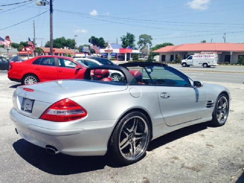 Used mercedes benz sl class for sale in orlando fl for Used mercedes benz orlando fl
