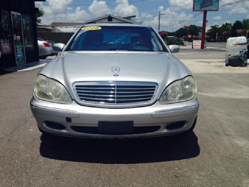 2002 Mercedes-Benz S 500 - Orlando FL