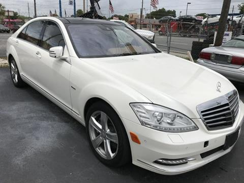 Mercedes benz s class for sale in orlando fl for Mercedes benz south orlando