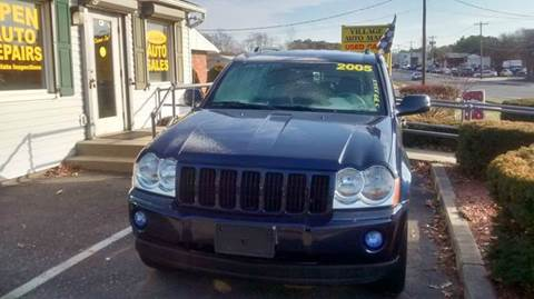 2005 Jeep Grand Cherokee for sale in West Sayville, NY