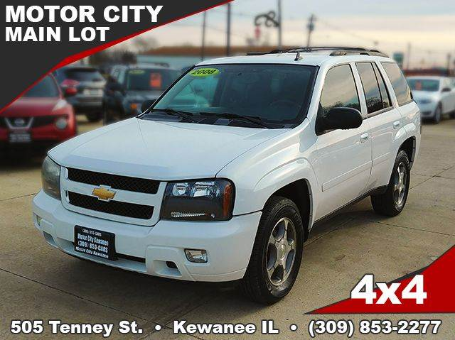 chevrolet trailblazer for sale in kewanee il. Black Bedroom Furniture Sets. Home Design Ideas