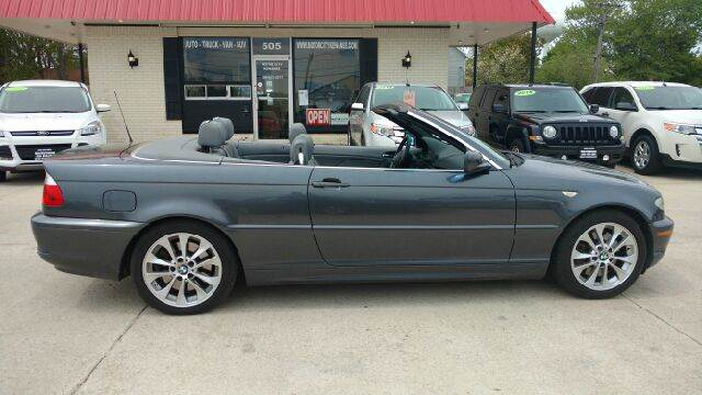 2006 Bmw 3 Series 330Ci 2dr Convertible In Kewanee IL  Motor City