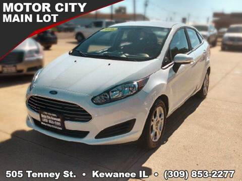 2016 Ford Fiesta for sale in Kewanee, IL