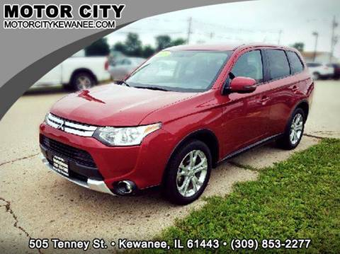 2015 mitsubishi outlander for sale illinois for Mitsubishi motors bloomington il