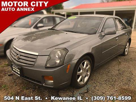 2005 Cadillac CTS for sale in Kewanee, IL