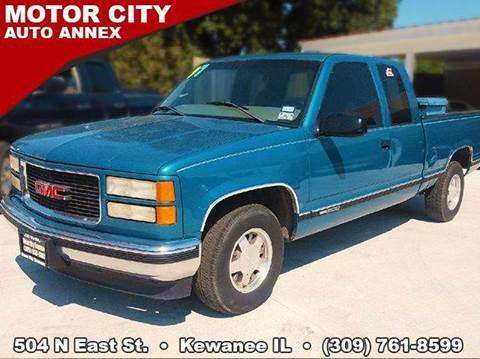 1997 GMC Sierra 1500 for sale in Kewanee, IL