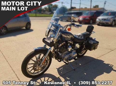 2003 Harley-Davidson Sportster for sale in Kewanee, IL