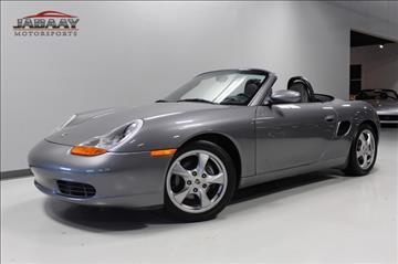 2002 Porsche Boxster for sale in Merrillville, IN