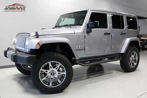 2017 Jeep Wrangler Unlimited for sale in Merrillville, IN