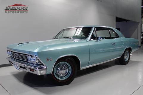 1966 Chevrolet Malibu for sale in Merrillville, IN