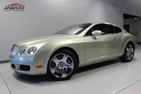 2007 Bentley Continental GT for sale in Merrillville, IN