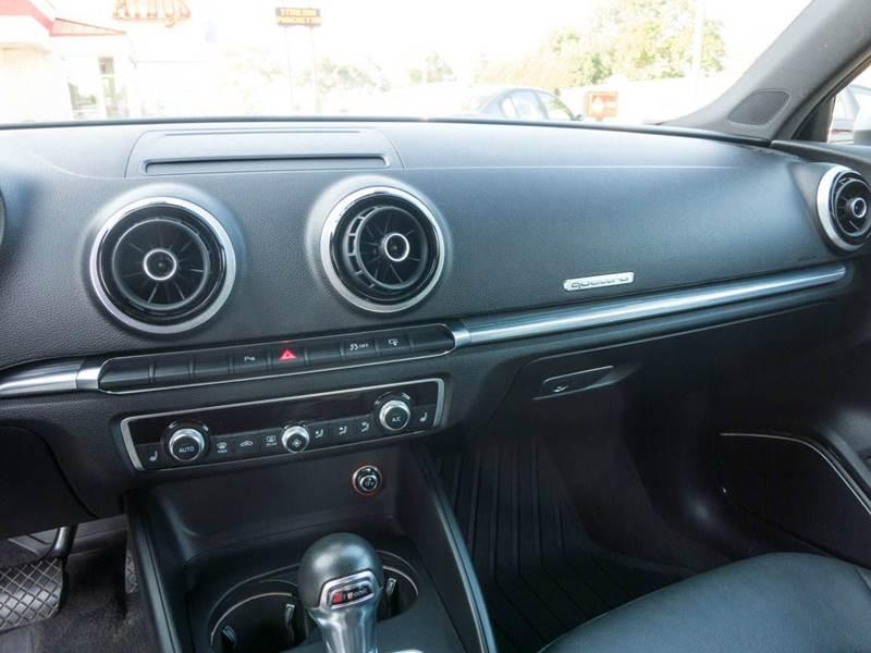 2015 Audi A3 AWD 2.0T quattro Premium Plus 4dr Sedan - Dubuque IA