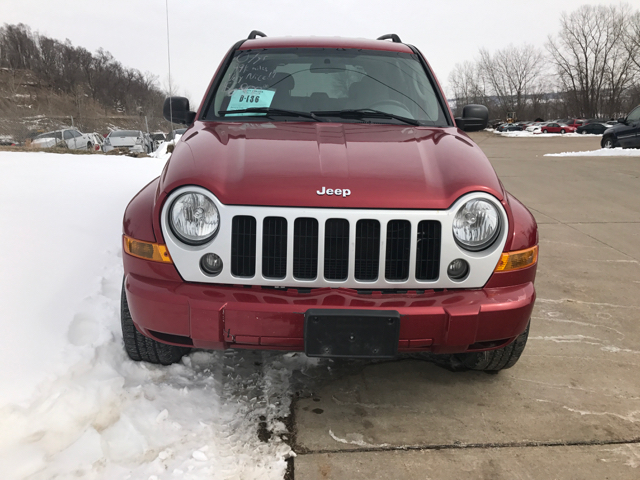 2007 Jeep Liberty Sport 4dr SUV 4WD - Sioux Falls SD