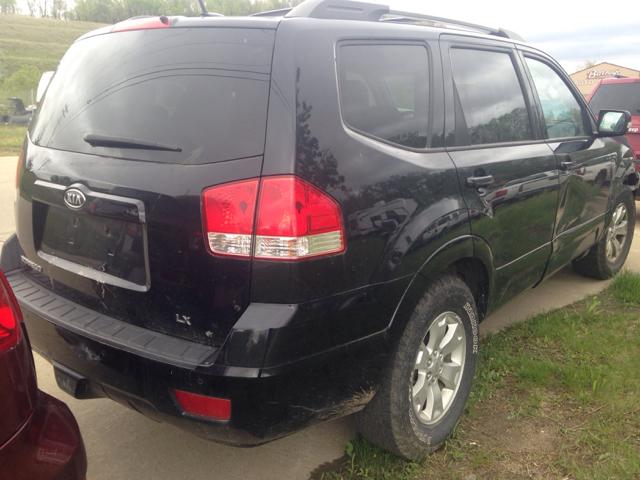 2009 Kia Borrego LX 4x2 4dr SUV - Sioux Falls SD