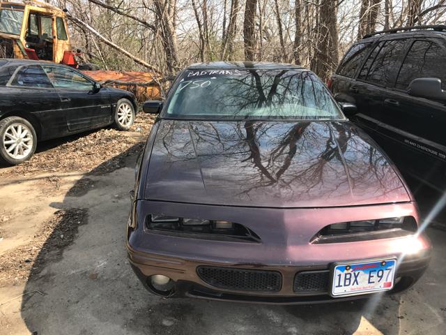 1996 Pontiac Grand Prix SE 2dr Coupe - Sioux Falls SD