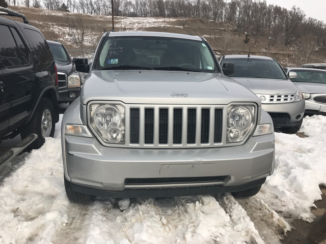 2010 Jeep Liberty 4x4 Sport 4dr SUV - Sioux Falls SD