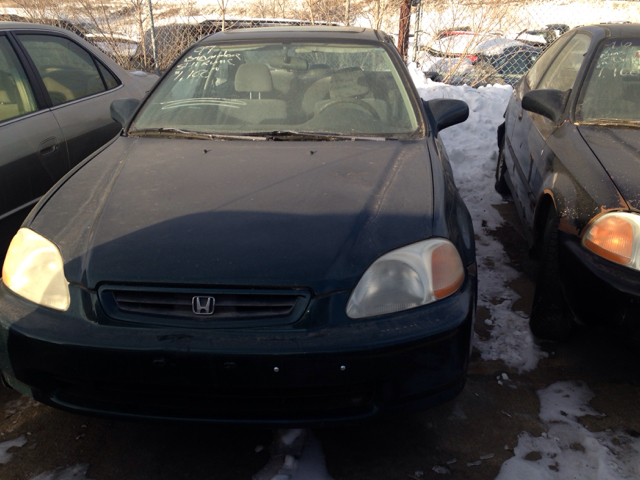 1997 Honda Civic EX 2dr Coupe - Sioux Falls SD