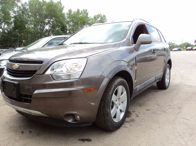 Used Cars Sioux Falls Sd >> 2012 Chevrolet Captiva Sport LS 4dr SUV w/ 2LS In Sioux