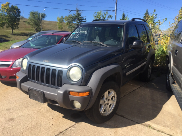 2002 Jeep Liberty 4dr Sport 4WD SUV - Sioux Falls SD