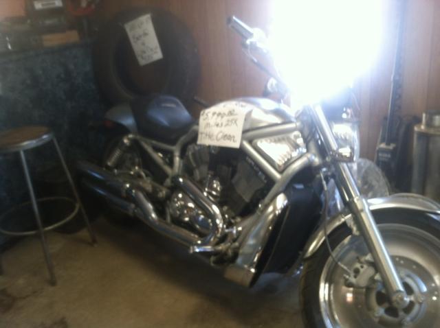 2002 Harley-Davidson V-Rod  - Sioux Falls SD