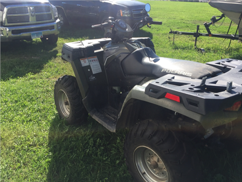 2011 Polaris Sportsman 500 H.O.