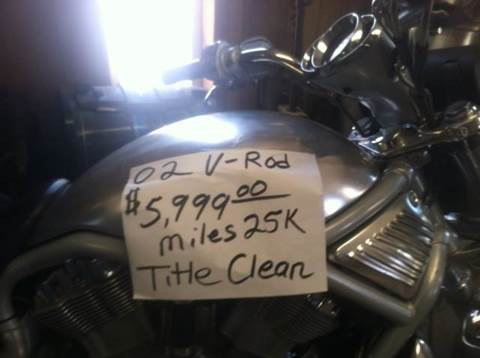 2002 Harley-Davidson V-Rod for sale in Sioux Falls, SD