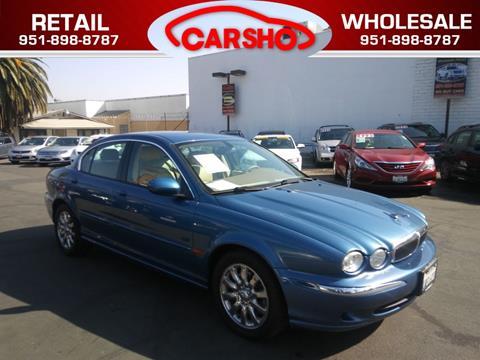 2002 Jaguar X-Type for sale in Corona, CA