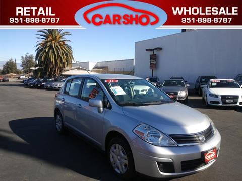 2011 Nissan Versa for sale in Corona, CA