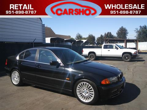 2001 BMW 3 Series for sale in Corona, CA