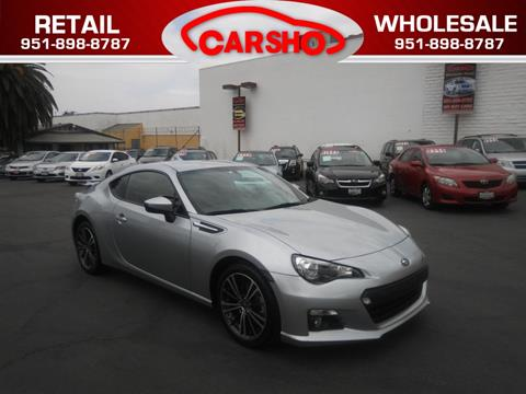 2015 Subaru BRZ for sale in Corona, CA