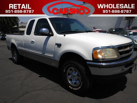 1998 Ford F-250 for sale in Corona, CA