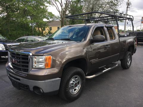 2008 GMC Sierra 2500HD for sale in North Reading, MA