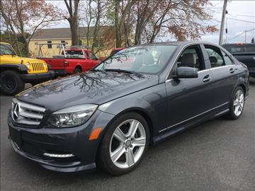 2011 Mercedes-Benz C-Class for sale in North Reading, MA