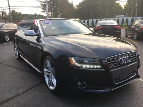 2011 Audi S5 for sale in North Reading, MA