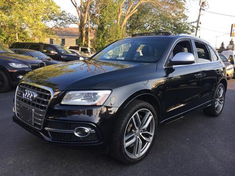 2014 Audi SQ5 for sale in North Reading, MA