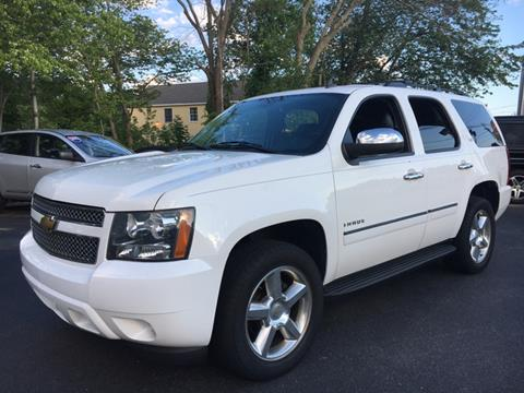 2013 Chevrolet Tahoe for sale in North Reading, MA