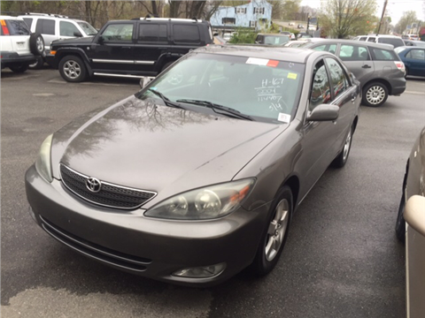 2004 Toyota Camry for sale in Lowell, MA