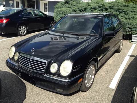 1998 Mercedes Benz E Class For Sale Lowell Ma