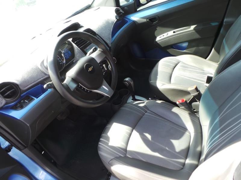 2013 Chevrolet Spark 1LT Auto 4dr Hatchback - Vero Beach FL