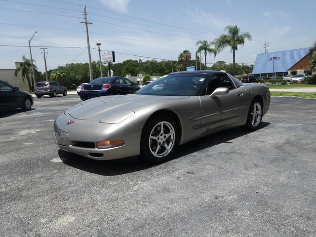 2000 Chevrolet Corvette 2dr Coupe - Vero Beach FL
