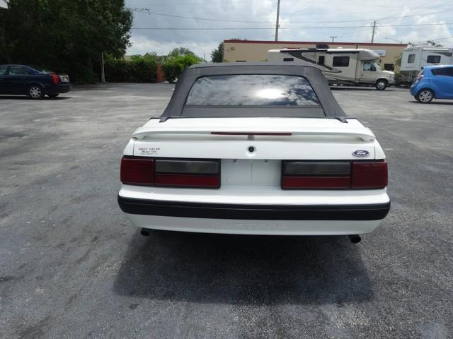 1989 Ford Mustang LX 5.0 2dr Convertible - Vero Beach FL