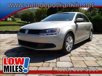 2014 Volkswagen Jetta for sale in Franklin, NC