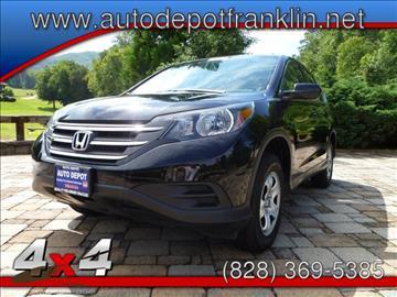 2014 Honda CR-V for sale in Franklin, NC