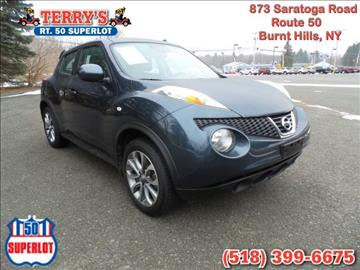 2012 Nissan JUKE for sale in Burnt Hills, NY