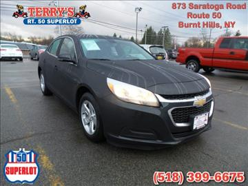 2016 Chevrolet Malibu Limited for sale in Burnt Hills, NY