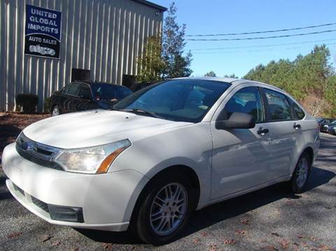 2009 Ford Focus for sale in Cumming, GA