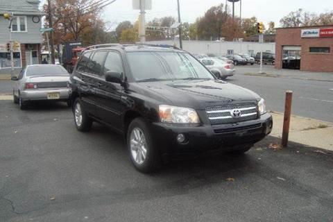 2007 Toyota Highlander Hybrid for sale in Roselle, NJ